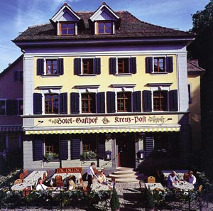 Hotel Gasthof  Kreuz-Post
