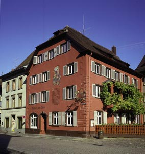 Hotel-Restaurant Fauststube im Löwen