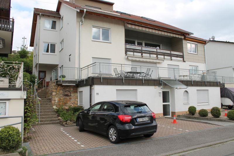 Apartmenthaus Bad Bellingen | 257 m ü. NN