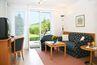 2-Zimmer-Ferienwohnung | Typ B | 50m² | max. 2 Pers.