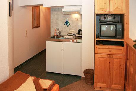 1-Zimmer-Ferienwohnung: Belchen