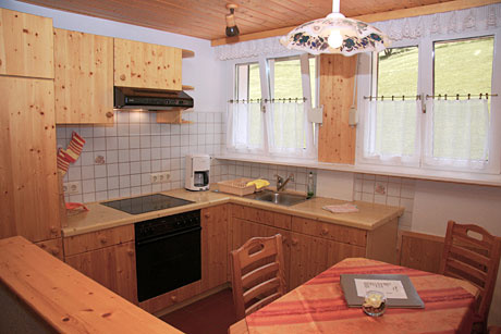 2-Zimmer-Ferienwohnung: Nonnemattweiher