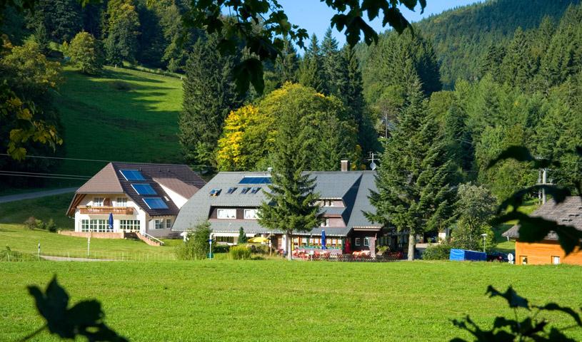 """Hotel """"Belchen-Multen""""   1.000 m ü. NN"""