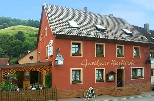 Gasthaus Bierhäusle | 430 m ü. NN