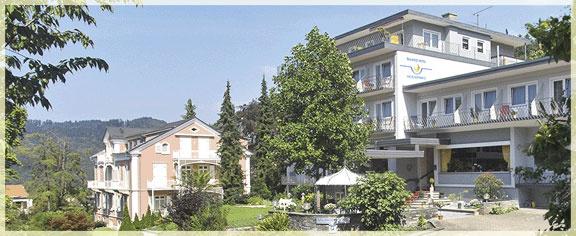 Balance-Hotel am Blauenwald   425 m ü. NN