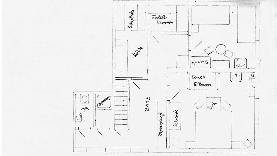 3-Zimmer-Ferienwohnung: FW :: 60 m²
