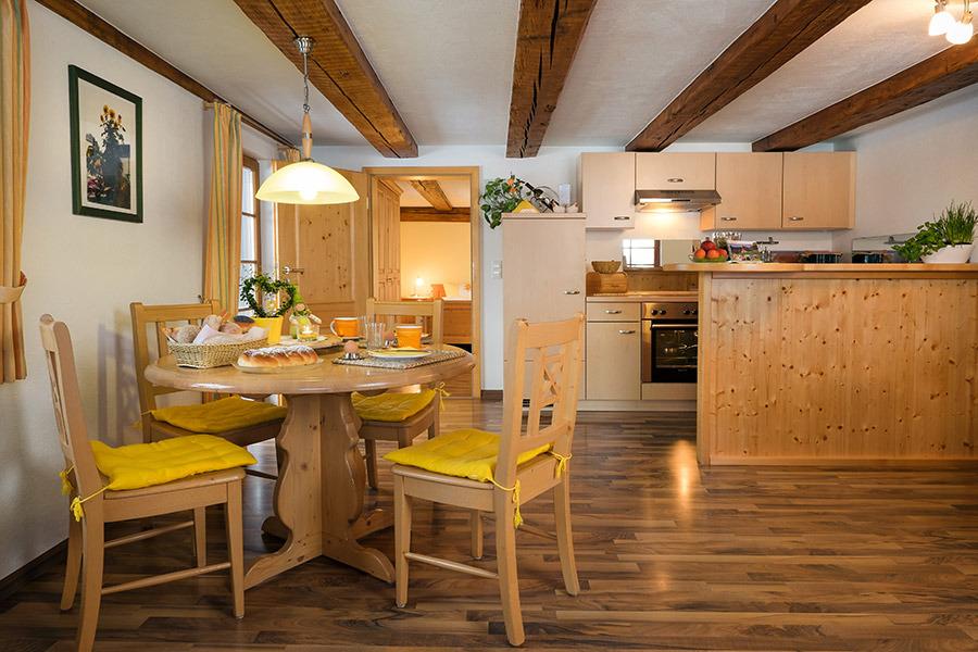 2-Zimmer-Ferienwohnung: Hochfirstblick :: 60 m²