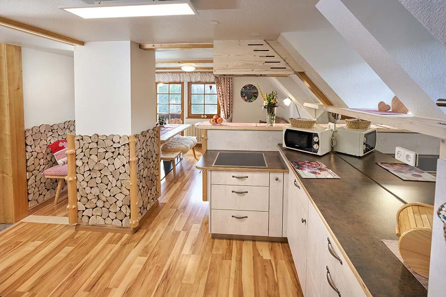 4-Zimmer-Ferienwohnung: Titiseeblick :: 85 m²