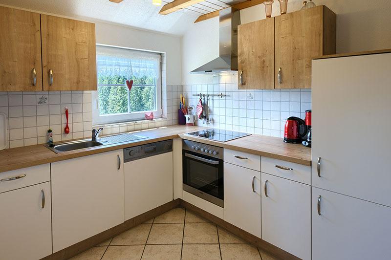 3-Zimmer-Ferienwohnung: Wildrose :: 95 m²