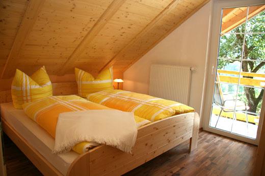 3-Zimmer-Ferienwohnung: Herbstlaub :: 58 m²