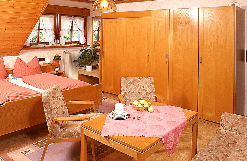 Doppelzimmer: DZ-Talblick