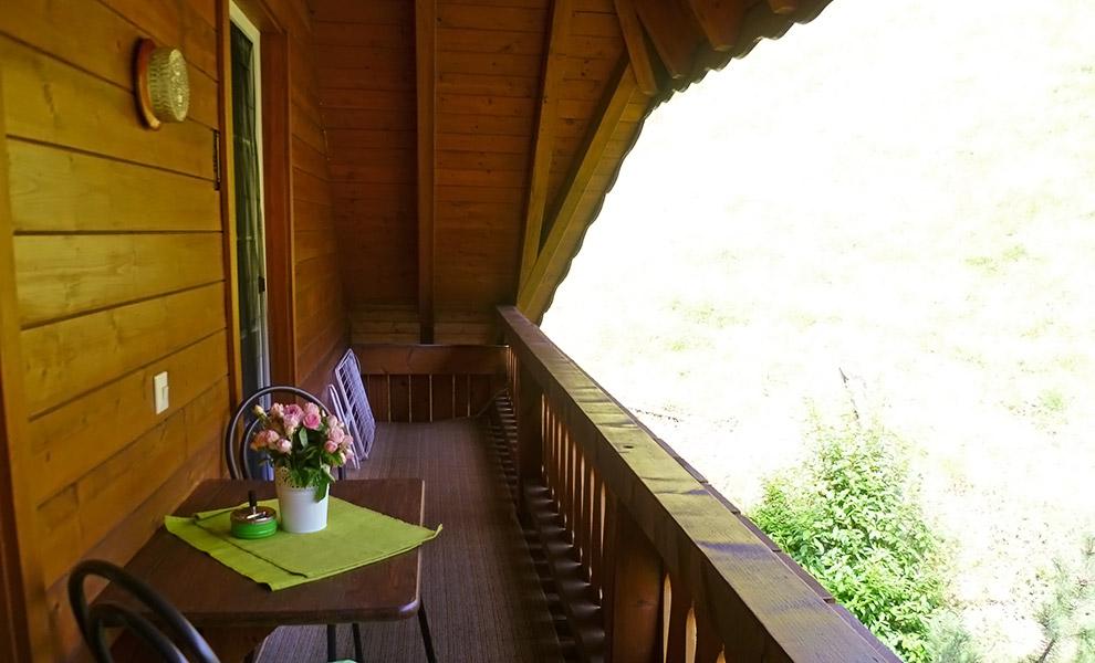 2-Zimmer-Ferienwohnung: Alexandra :: 40 m²