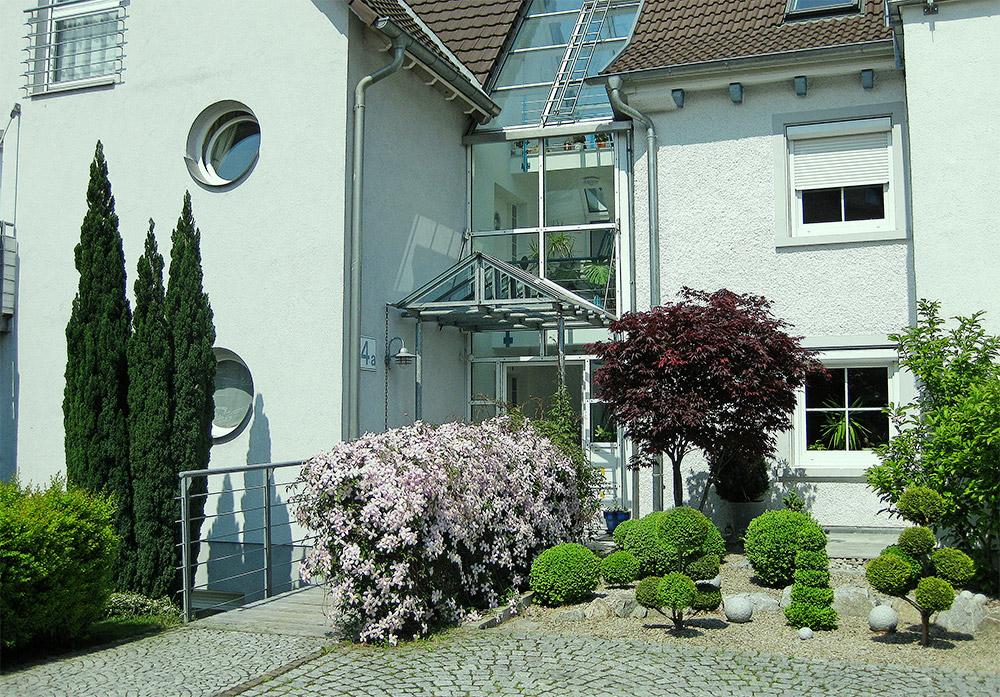 2-Zimmer-Ferienwohnung: Sonnenblick :: 65 m²