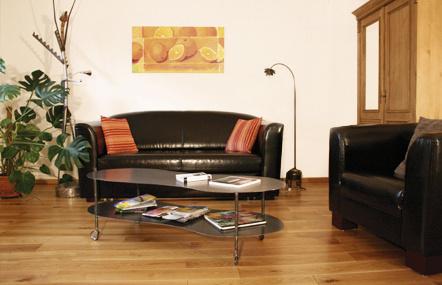 2-Zimmer-Ferienwohnung: Fewo2 :: 60 m²