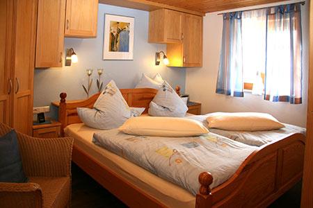 3-Zimmer-Ferienwohnung: FeWo-EG :: 60 m²
