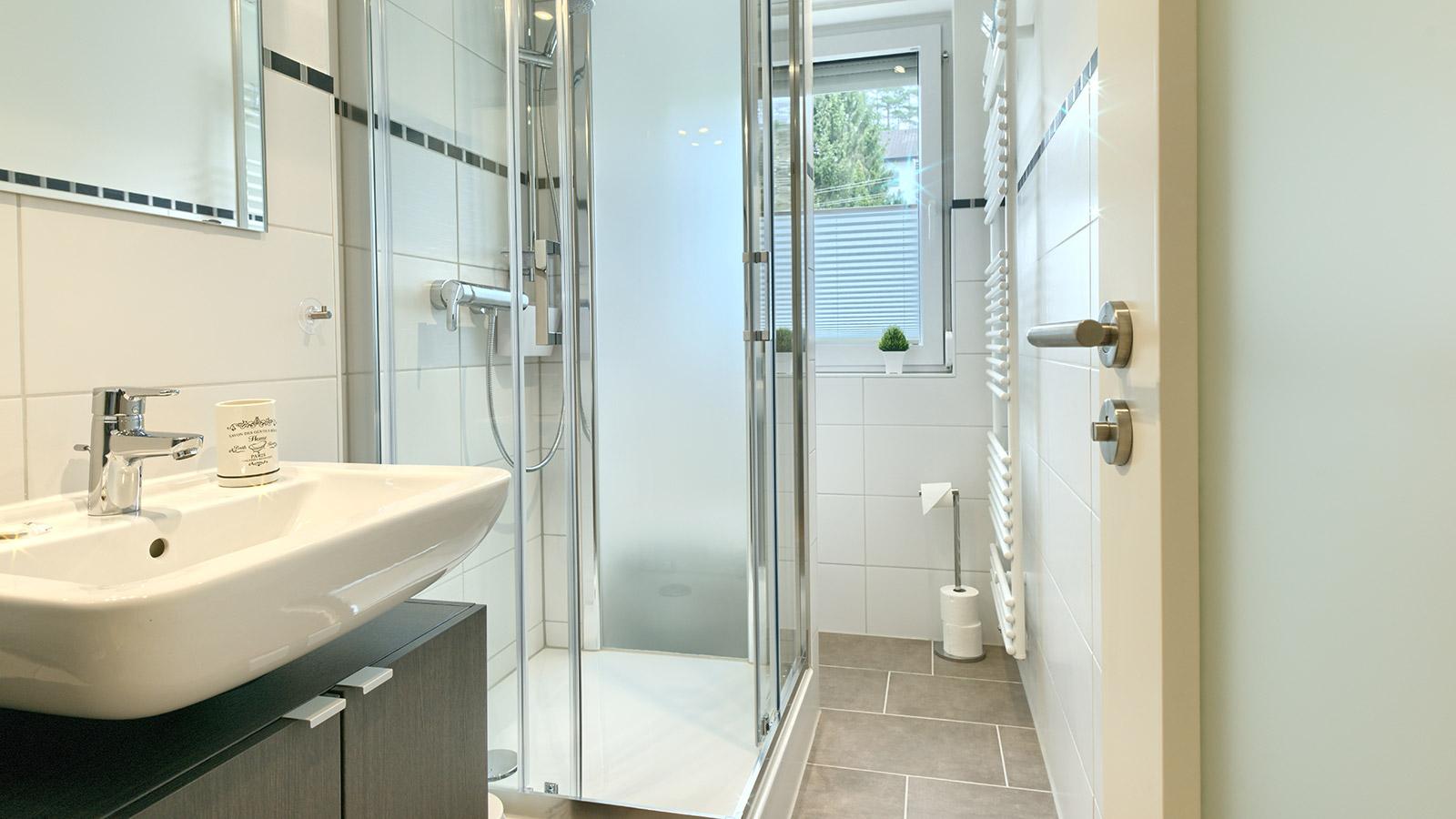 2-Zimmer-Ferienwohnung: Weiherweg :: 50 m²