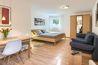 1-Zimmer-Ferienwohnung | Typ A | 33m² | max. 4 Pers.