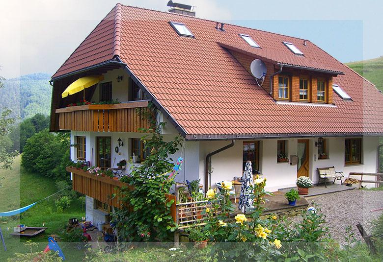 Haus Bergmännle | 650 m ü. NN