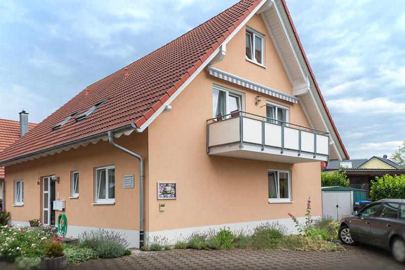 Haus Schlossbergblick | 230 m ü. NN