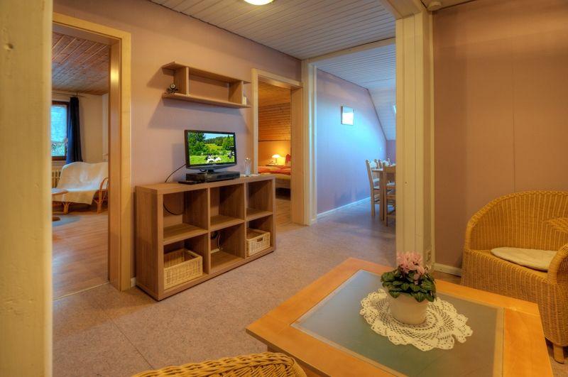3-Zimmer-Ferienwohnung: Fewo-3 :: 60 m²
