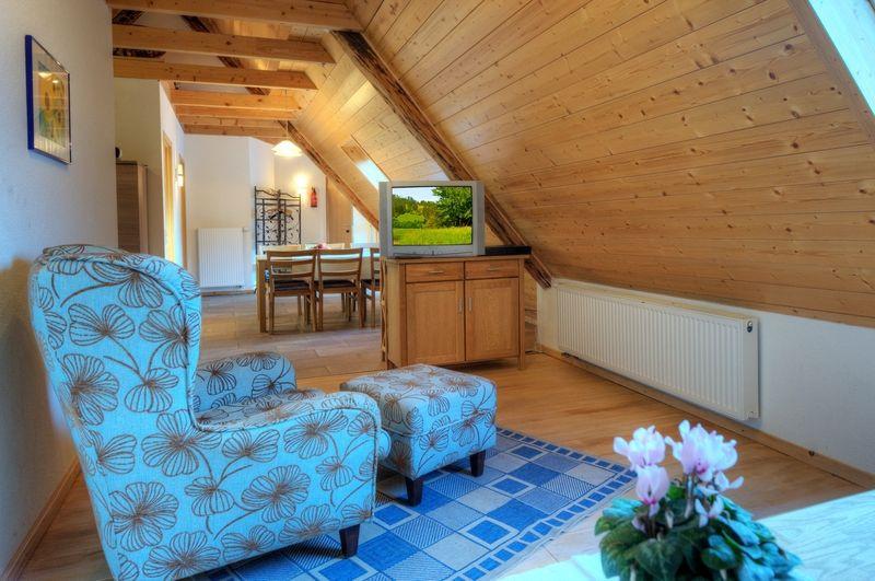 3-Zimmer-Ferienwohnung: Fewo-4 :: 70 m²