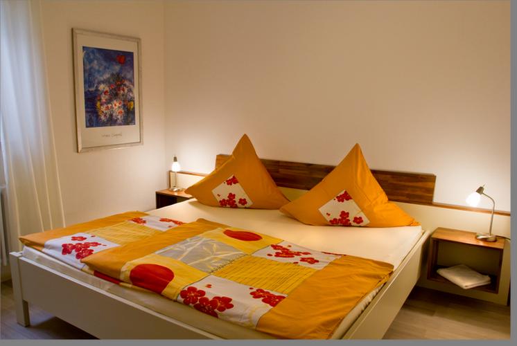2-Zimmer-Ferienwohnung: Fewo-UG :: 50 m²
