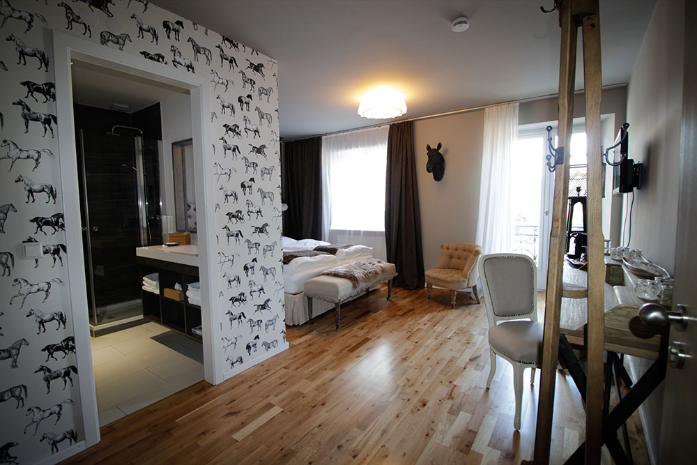 Doppelzimmer: DZ :: 20 m²