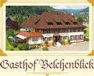 "Gasthof ""Belchenblick"" | 370 m ü. NN"