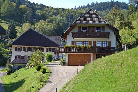 Haus Geiger   450 m ü. NN