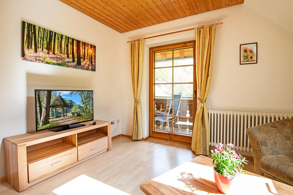 2-Zimmer-Ferienwohnung: FW 1 :: 42 m²
