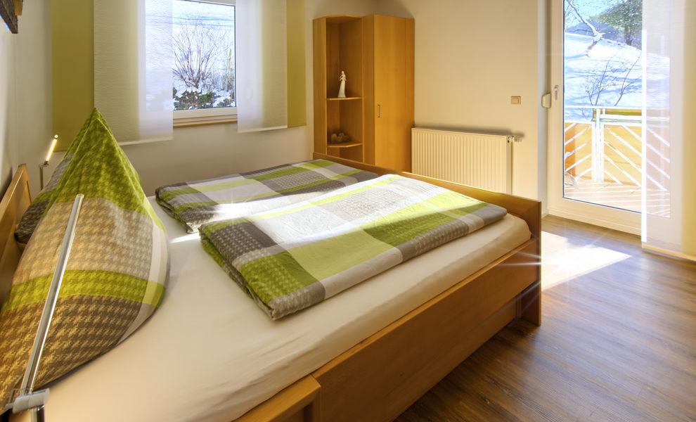 2-Zimmer-Ferienwohnung: Bachstelze :: 50 m²