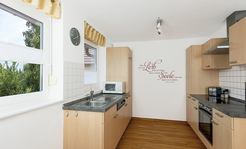2-Zimmer-Ferienwohnung: Schwalbennest :: 50 m²