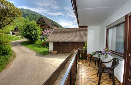 3-Zimmer-Ferienwohnung: FW 1 :: 60 m²