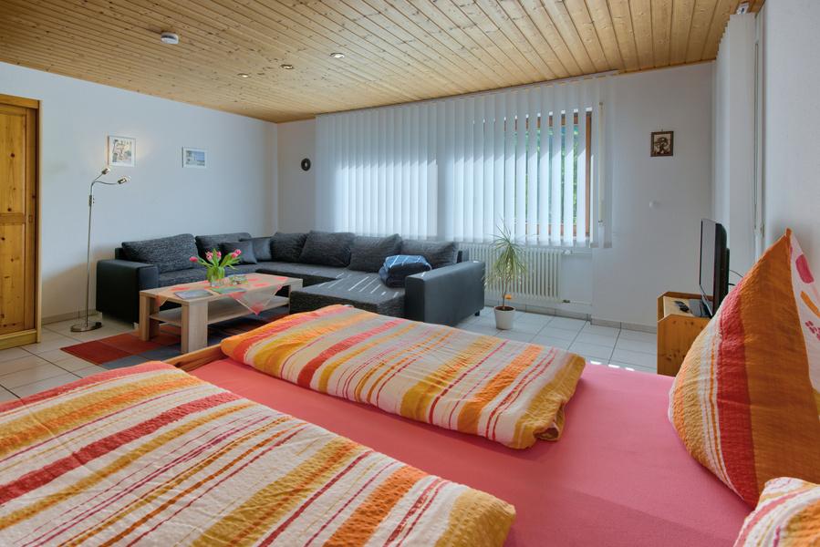2-Zimmer-Ferienwohnung: FW B :: 65 m²