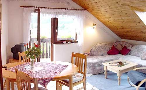1-Zimmer-Ferienwohnung: FW 1