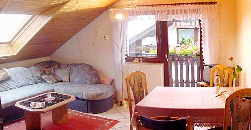 1-Zimmer-Ferienwohnung: FW 2