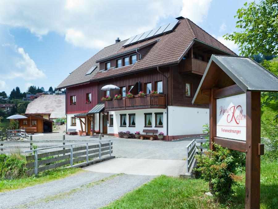 Haus Keller | 1.047 m ü. NN