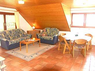 2-Zimmer-Ferienwohnung: FW-2 :: 55 m²