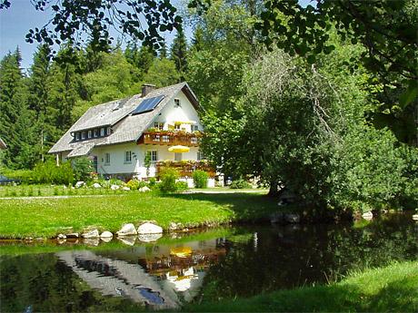 Ferienhaus Faller | 800-900 m ü. NN