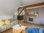 2-Zimmer-Ferienwohnung | Typ B | 47m² | max. 2 Pers.