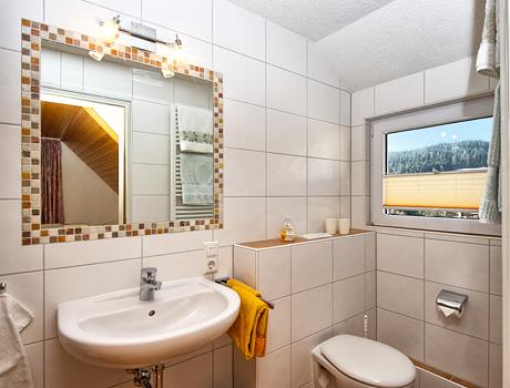 2-Zimmer-Ferienwohnung: Eichhoernchenblick :: 47 m²