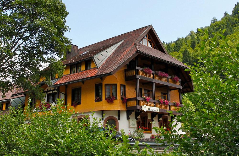 Hotel Gasthaus Hirschen   660 m ü. NN