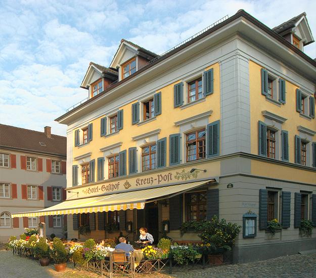 Hotel Kreuz Post Staufen Im Breisgau
