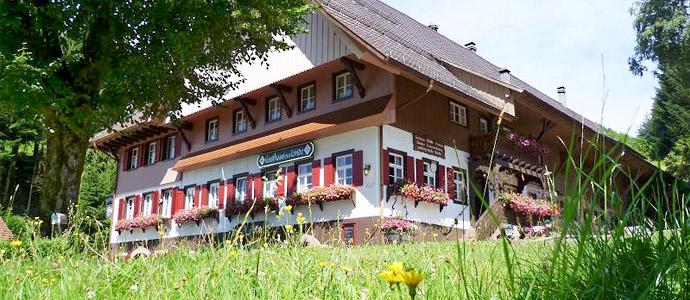 Gasthaus Linde   300-945 m ü. NN