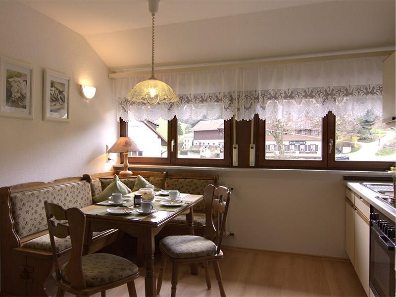 3-Zimmer-Ferienwohnung: Tannenblick :: 60 m²