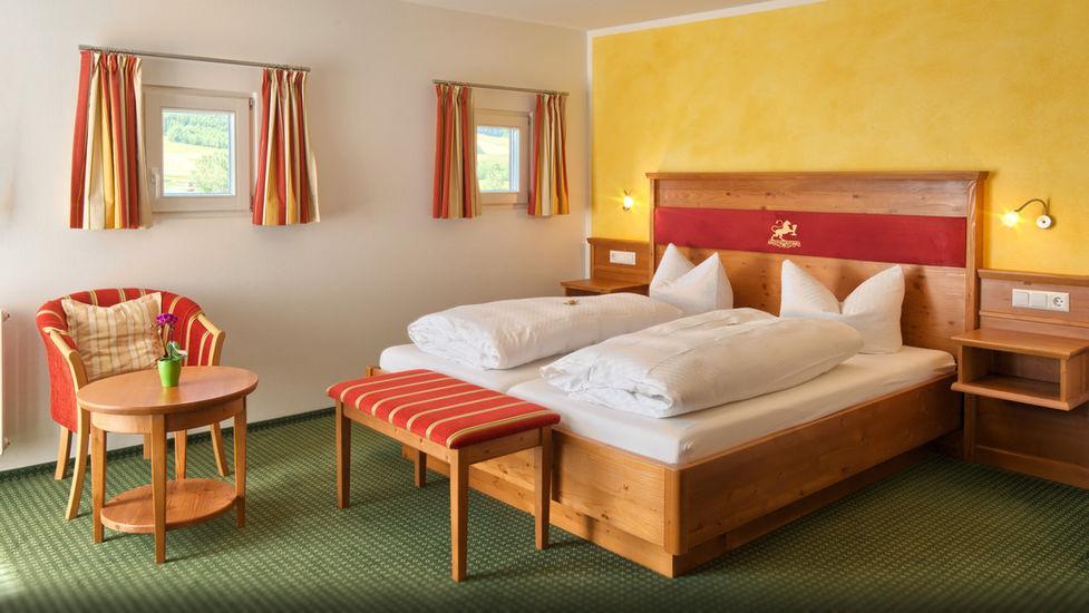 Doppelzimmer komfortzimmer for Komfortzimmer doppelzimmer unterschied