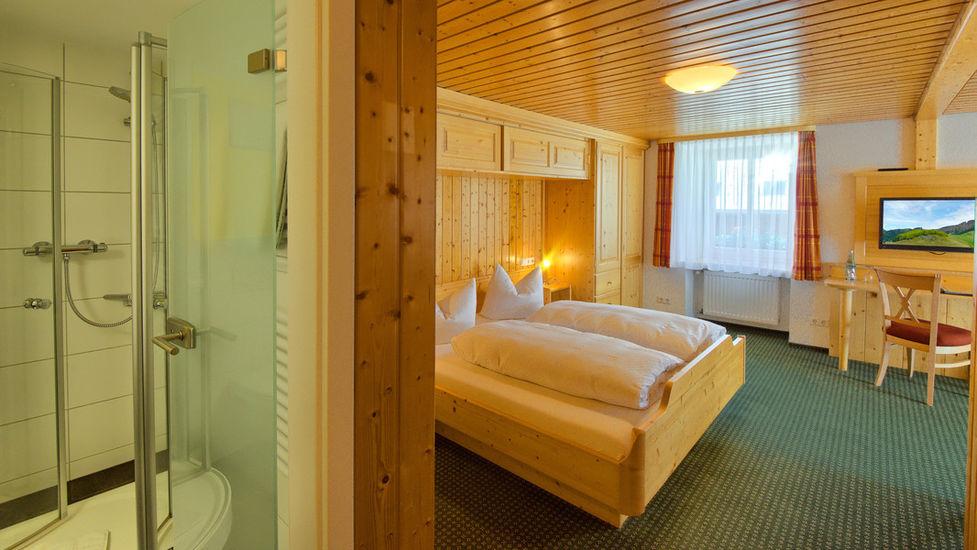 Doppelzimmer: Komfortzimmer