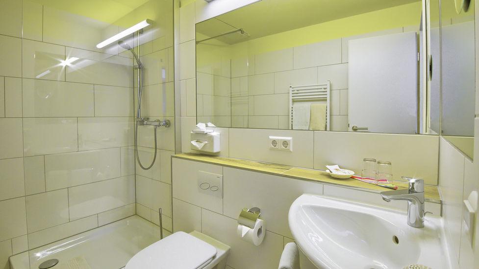Doppelzimmer: Standardzimmer