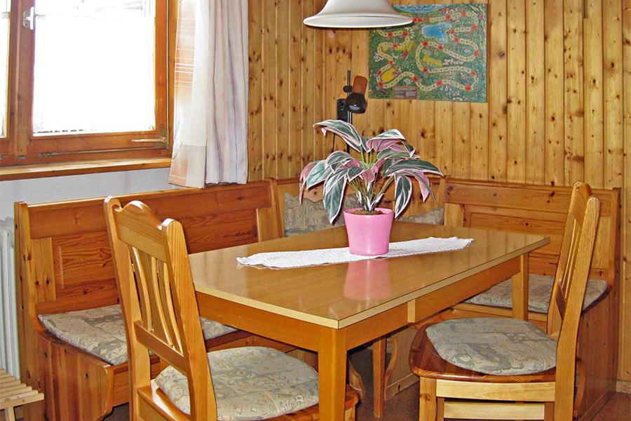 1-Zimmer-Ferienwohnung: Windeckkopf :: 26 m²