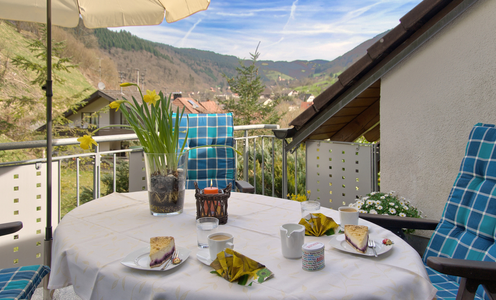 Ferienwohnung am Süssenbrunn | 400-1.400 m ü. NN